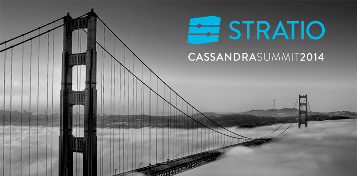 We were at the Cassandra Summit, from 10 to 12 September in San Francisco