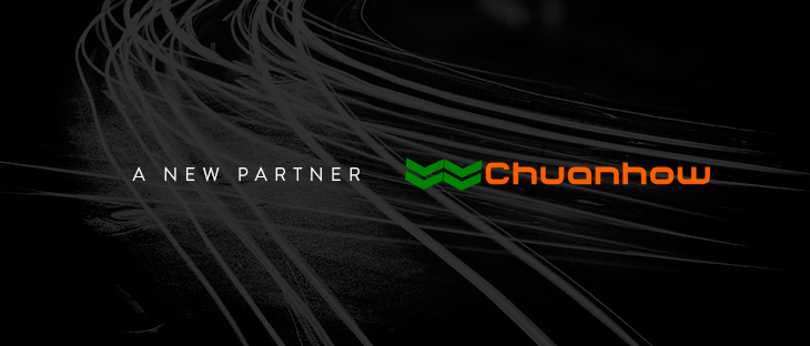 We would like to welcome Chuanhow Technologies as our newest partner