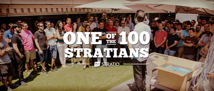 100 Stratians and counting