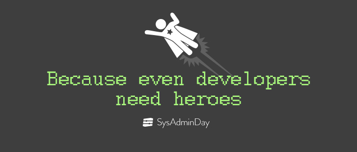 SysAdmin Day at Stratio