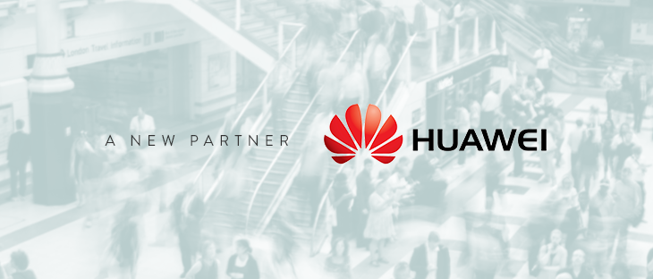 Huawai Stratio Partnership