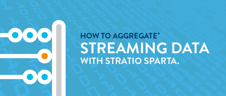 HOw to aggregate streaming Big Data