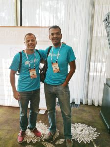 Stratio team at MesosCon Europe