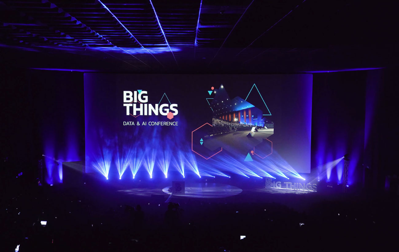 The Big Things 2019 Experience